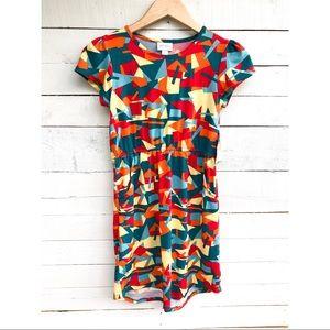 LuLaRoe Kids   Mae Dress NWT 12 with Pockets